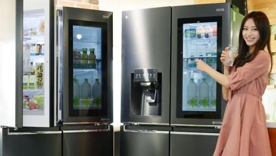 LG전자 '최고의 냉장고' 이름 올려