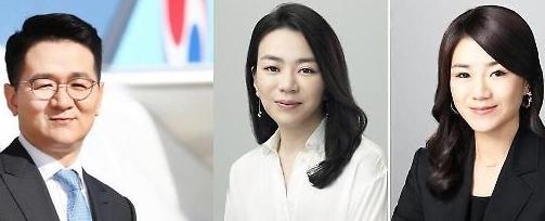 [기업'S토커] 계열사 매각vs경영권 방어…한진家 3남매 미래는?