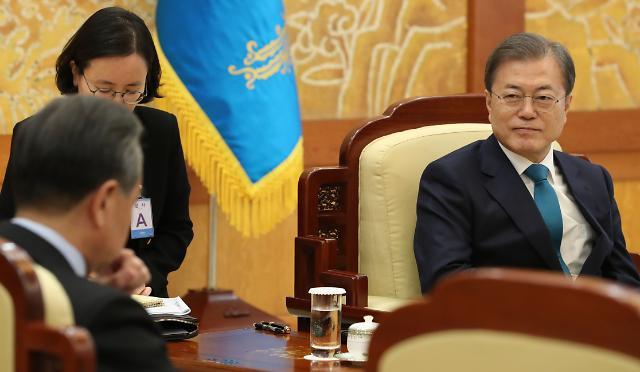 문재인 대통령 지지율 약보합…주 초반 상승하다 하명수사 의혹에 하락