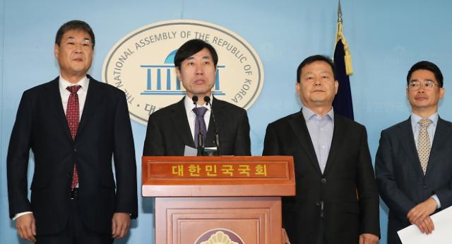 변혁, 창준위 1차 인선 발표...윤석대·정문헌 등