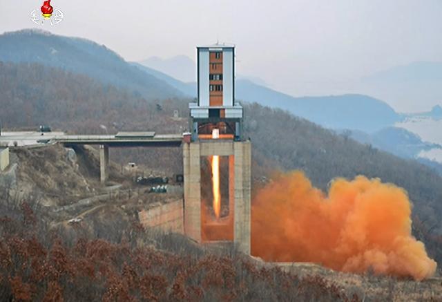 日 北 중대한 시험은 미사일 사정거리 연장 실험 분석
