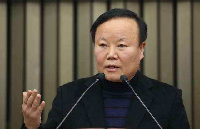 '친박·전략통' 김재원, 한국당 정책사령탑 올라