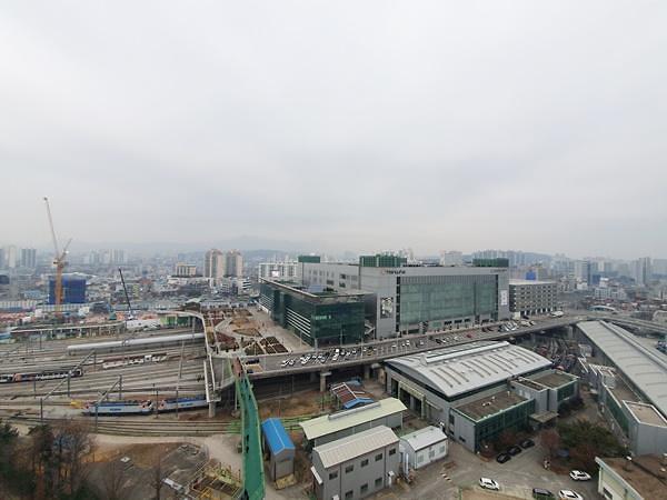 """每年增加1亿韩元……翻天覆地的清凉里房价""""高空行进"""""""