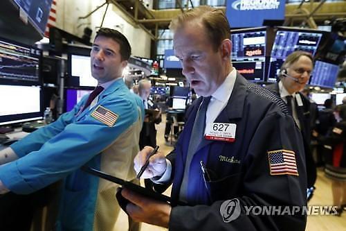 [글로벌마켓] FOMC·對中관세 등 앞두고 관망세…다우지수 0.38%↓