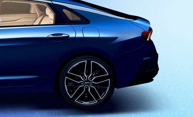 '3세대 신형 K5' 디자인에 반하다