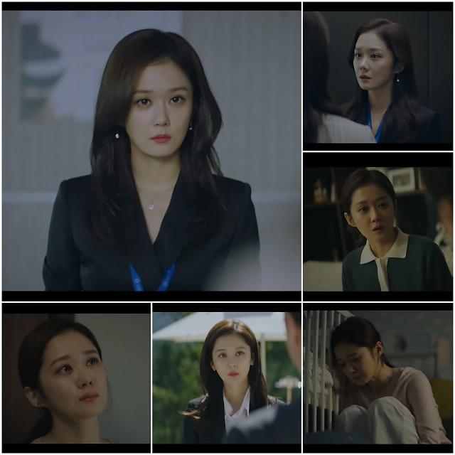 """[간밤의 TV] 'VIP' 장나라, """"웃기지마 너 그 여자 아직도 사랑하는 거지?""""···'美친 연기력' 폭발"""