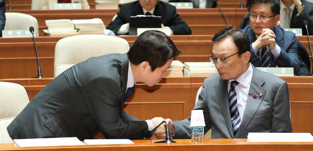"""예산안 협상 잠정 중단…이인영 """"4+1 공조로 수정안 제출할 것"""""""