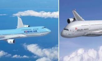[기업S토커] 무슨 비행기 탈까?… 한 눈에 보는 대한항공 vs 아시아나