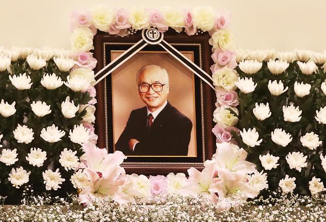 金宇中前大宇グループ会長死去・・・享年83歳