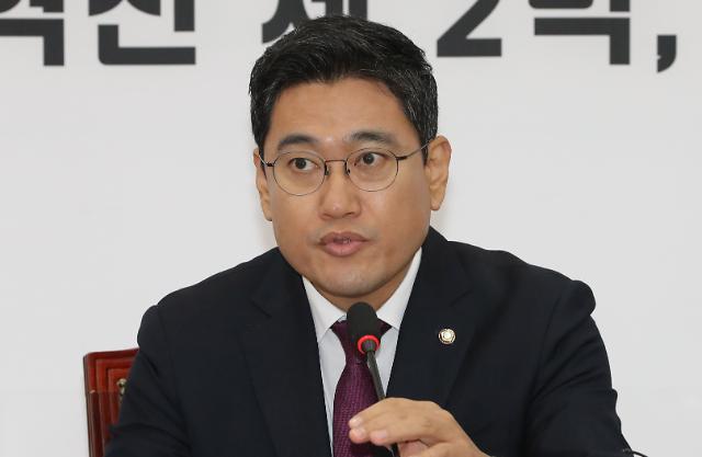"""오신환, 여야 대화 분위기 """"천만다행""""...패스트트랙 협상에 기대감"""