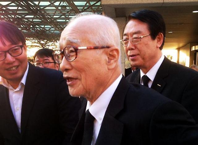 大宇集团创始人金宇中去世享年83岁