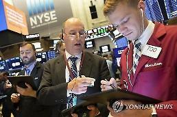 .【纽约股市收盘】FOMC面临对华关税持观望态度……4个交易日内下跌.