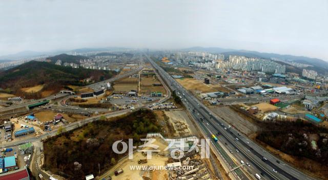 용인시, 플랫폼시티 건설사업 탄력...신규투자 동의안 시의회 상임위 통과