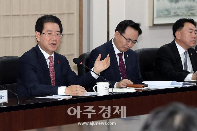 """김영록 전남지사 """"타지역 자치단체와 상생 방안 찾자"""""""