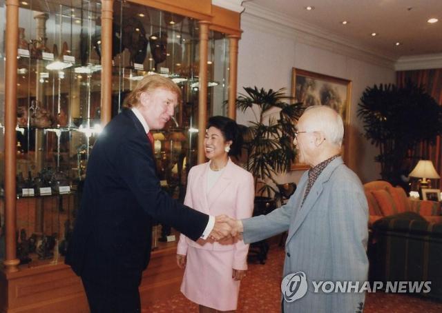 [이상국의 파르헤지아]김우중과 트럼프, 세계경영 꿈꾼 두 사람의 인연과 거품