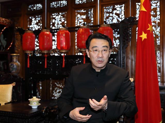 文创产业将成首尔中国文化中心发展新亮点——专访首尔中国文化中心主任王彦军