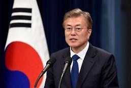 .文在寅将于23-24日访华出席韩中日峰会.