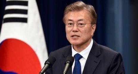 文在寅23-24日访华出席韩中日峰会