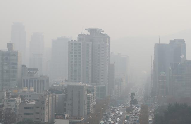 [내일날씨] 내일도 미세먼지 비상저감조치…영향 지역 더 늘어