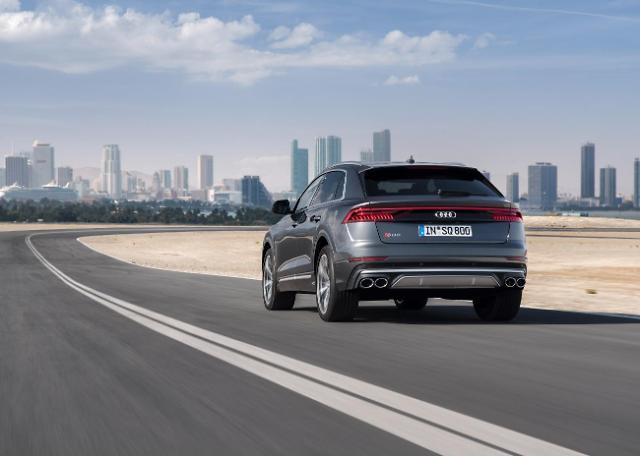 한국타이어, 뉴 아우디 SQ8 TD에 신차용 타이어 공급