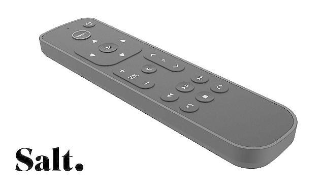 애플TV 터치패드 리모컨은 불편해… 스위스 통신사 대체품 만들어