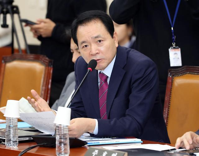 한국당, 원내부대표단 인선...성일종 원내대변인 선임