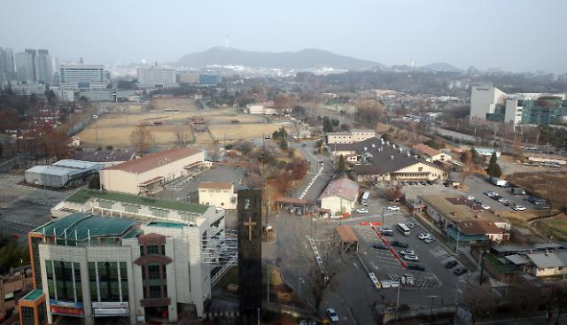 용산 미군기지 반환절차 개시…원주·부평·동두천 4곳은 즉시 반환