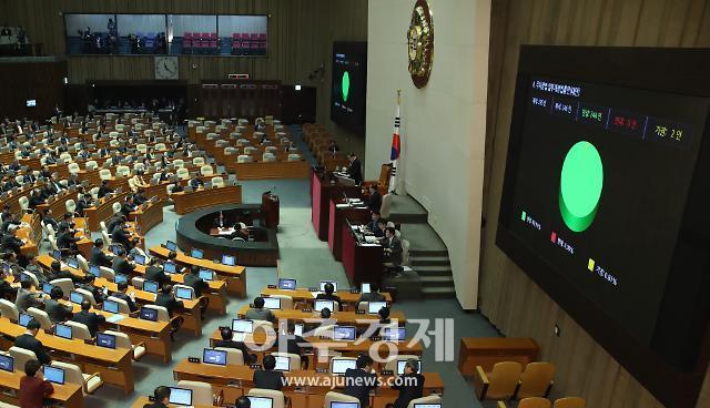 """진실·화해 과거사법案 국회 또 보류…부산시 """"인권에 여야 없습니다"""""""