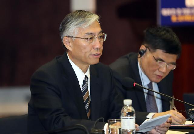 韩国全经联举办中国大使邀请座谈会