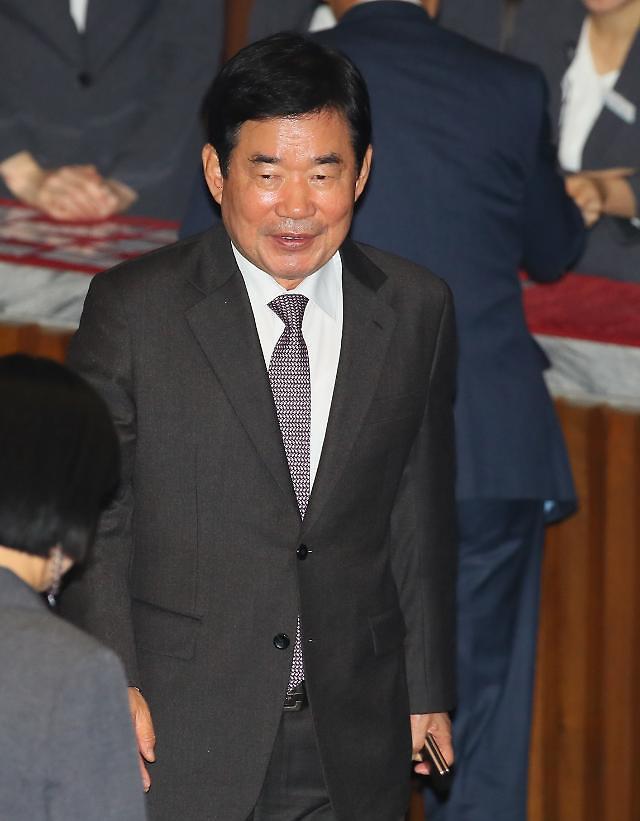 金振杓辞掉总理提名 青瓦台或考虑丁世均