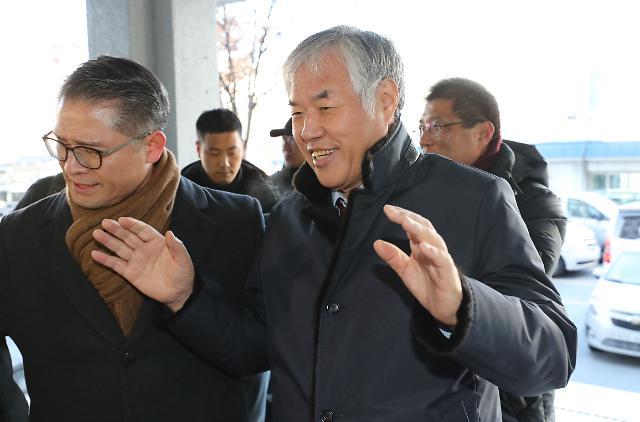 [포토] 종로경찰서 출석하는 전광훈 목사