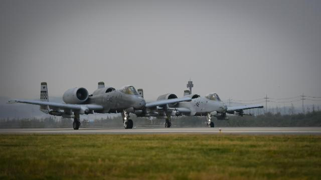 대한항공, 미국 국방부 A-10 전투기 창정비 사업 수주