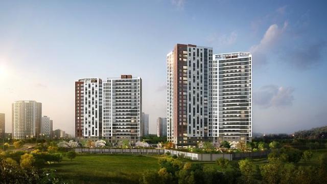 HDC현대산업개발, 청주가경 아이파크 4단지 모델하우스 13일 오픈