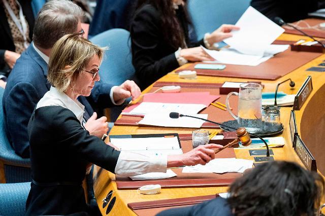 美常驻联合国代表:美国做好了温和的无核化谈判准备