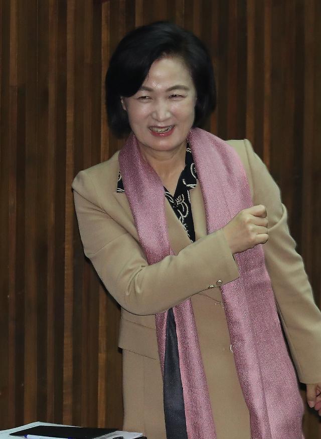 추미애, 재산 15억원 신고...선거법 위반 벌금 80만원