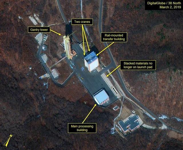 """""""북한 중대 시험 위성 사진 촬영 피해 이뤄졌다"""""""