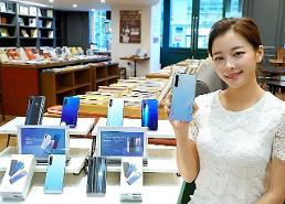 .小米在韩国发布20万韩元价位的红米Note8T.