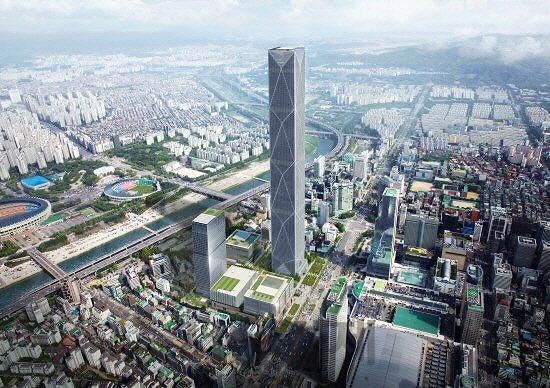 서울시-현대차, GBC 신축에 따른 공공기여 이행 협약체결