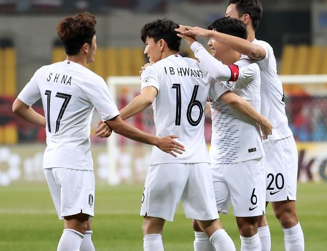 东亚杯韩中大战15日在釜山打响
