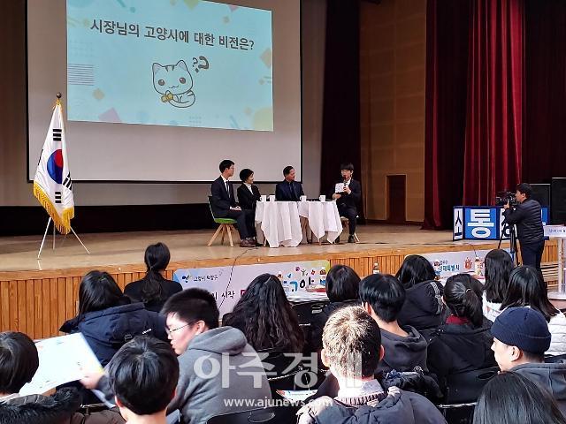 고양시, 노동권익 향상 3대 역점사업 발표