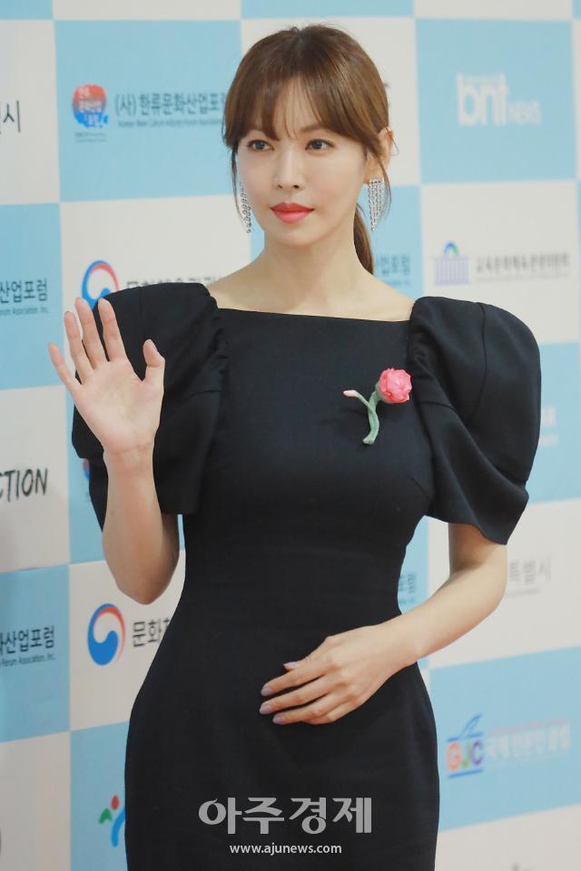 [포토] 김소연, 빠져드는 눈빛 (대한민국한류대상)