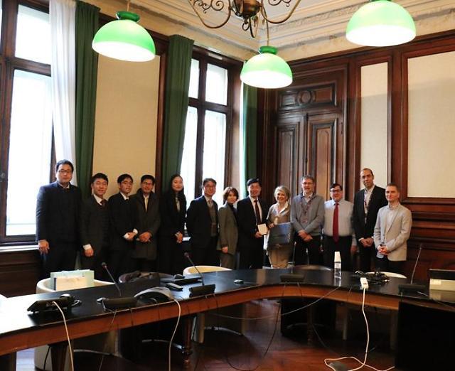 한국철도, 프랑스 UIC 총회서 유럽 철도와 협력 강화 논의