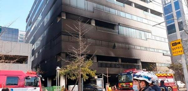 일산 허유재병원 화재 산모 37명·신생아 66명 긴급 대피