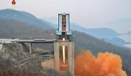 """.朝鲜称昨晚再次进行""""重大试验""""."""