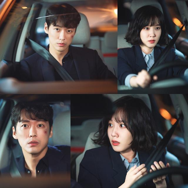 """SBS '스토브리그' 남궁민-박은빈, """"입사 이래, 이런 위기는 처음입니다!"""""""