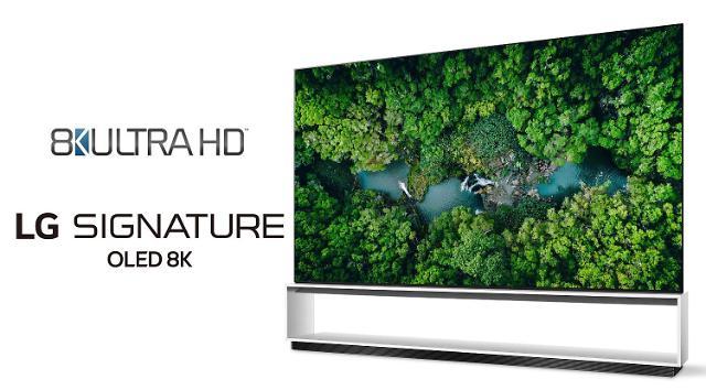 LG전자 리얼 8K TV, 미국 CTA 8K UHD 인증 획득