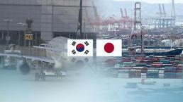.日本限贸后对韩出口降幅为韩国对日出口降幅2倍.