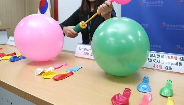 풍선·칫솔 어린이 제품 유해물질, 규제 강화된다