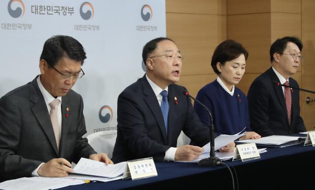 홍남기 12·16 부동산대책 이후 시장 불안 계속되면 더 강력한 대책