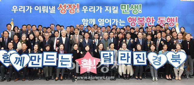 '경상북도 정책자문위원회' 전체회의 개최
